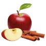 Apple and Cinnamon