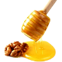 Honey with Walnuts