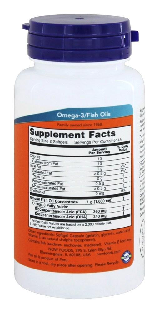 Омега-3 Мини 1000 мг 90 капсул