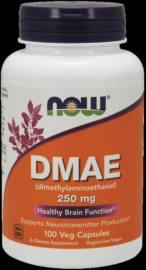 ДМАЭ 250 мг 100 капсул