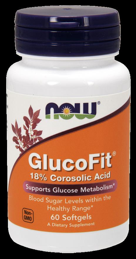 Глюкофит 60 капсул