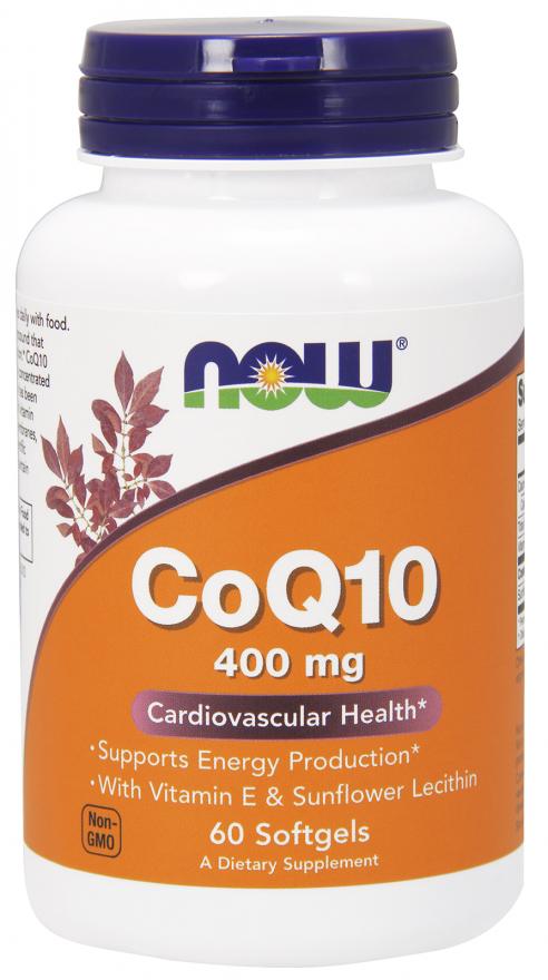 Кофермент Q10 400 мг 60 капсул