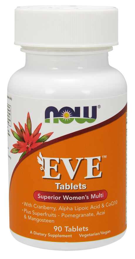 Ева Женские мультивитамины 90 таблеток