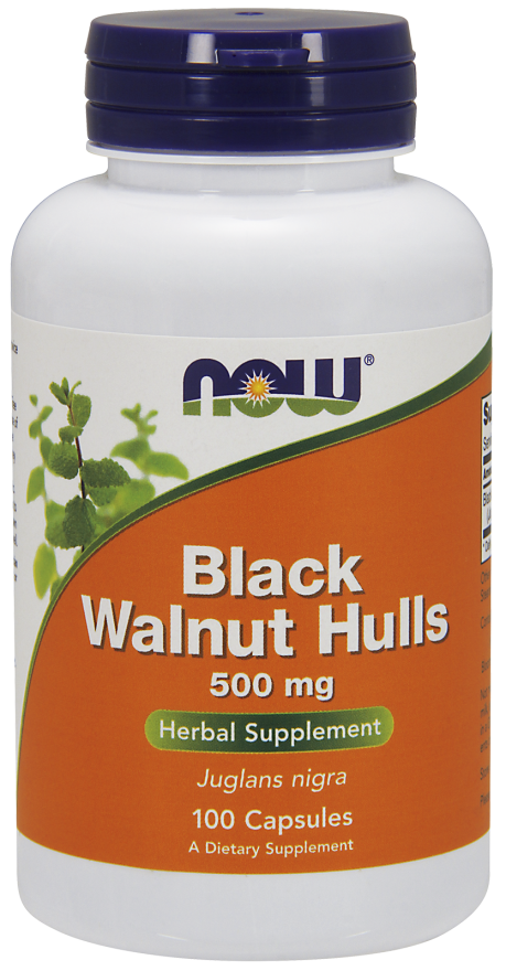Черный орех 500 мг 100 капсул