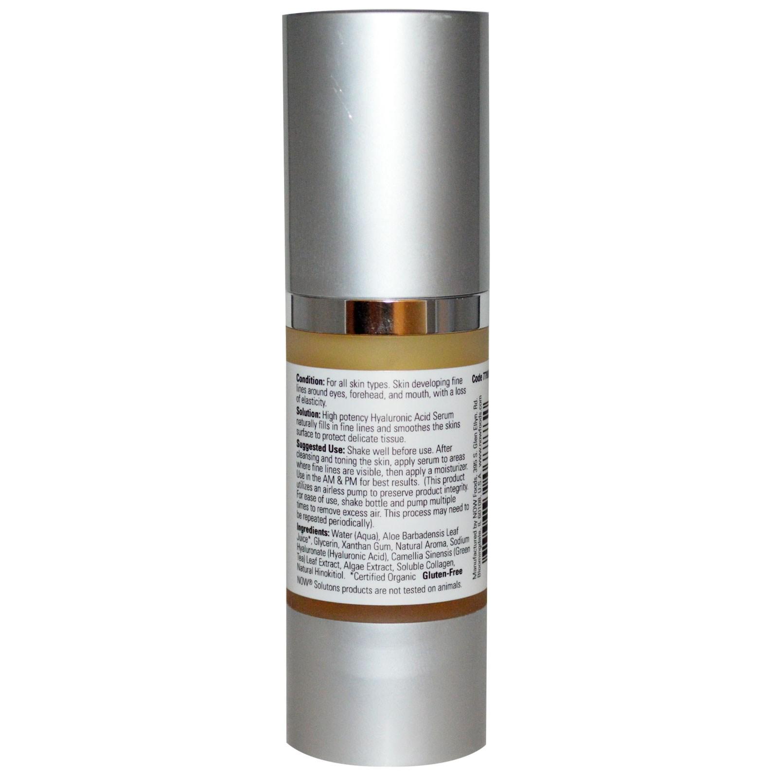 Гиалуроновая кислота 30 мл