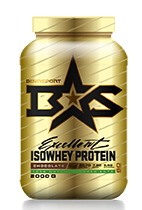 EXCELLENT ISOWHEY PROTEIN 1300гр/2000гр | BINASPORT