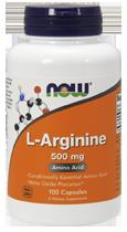 L-Аргинин 500 мг 100 капсул