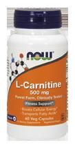 L-Карнитин 500 мг 60 капсул