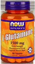 L-Глютамин 1500 мл 90 таблеток