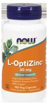 L-ОптиЦинк 30 мг 100 капсул