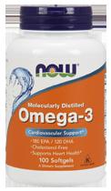 Омега-3 1000 мг 100 капсул