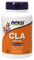 Коньюгированная линолевая кислота (CLA) 800 мг 90 капсул