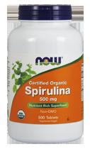 Спирулина 500 мг 500 таблеток