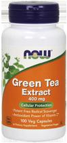 Экстракт зелёного чая 400 мг 100 капсул